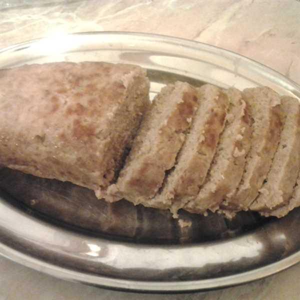 polpettone al forno light - La Cucina di Nonna Simo