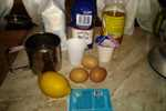1 - Ingredienti torta allo yogurt