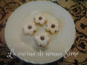 biscottini frollini ripieni