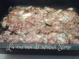 Parmigiana light .