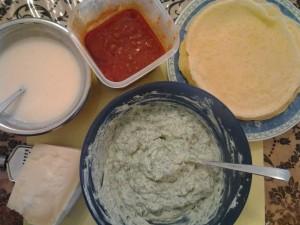 1 ingredienti crespelle alla fiorentina