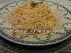 Spaghetti aglio e olio saporiti d