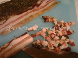 1 affetta pancetta