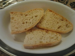 5 pane tostato