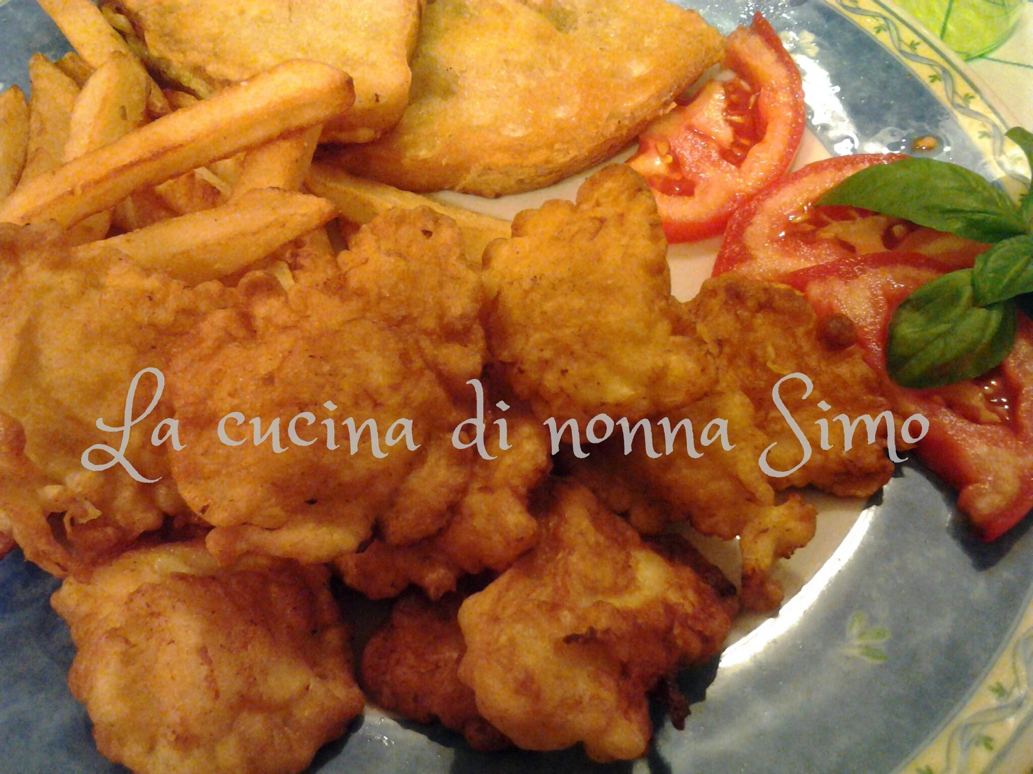 Petto Di Pollo Fritto In Pastella La Cucina Di Nonna Simo