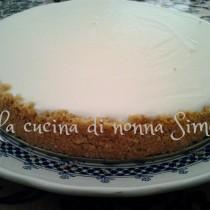 Cheese cake alla ricotta